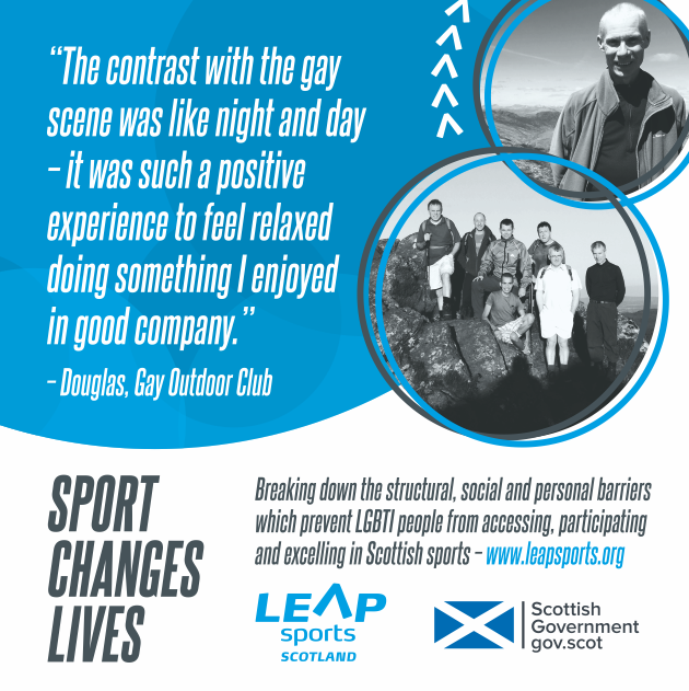 Sport Changes Lives... Douglas's Story